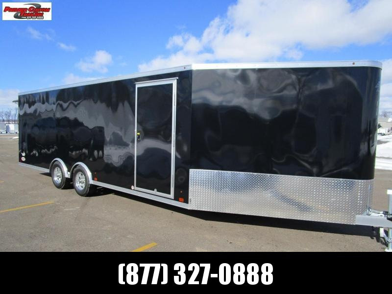 2019 ATC 28' ALLSPORT ALL ALUMINUM CAR/SNOWMOBILE HAULER in Ashburn, VA