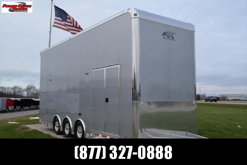 2019 ATC QUEST 26' STACKER ALL ALUMINUM RACE HAULER in Ashburn, VA