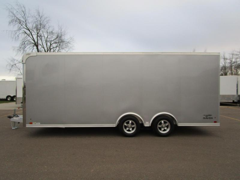 2020 ATC ALL ALUMINUM 8.5x20 RAVEN CAR HAULER