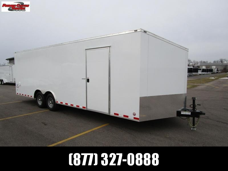 2019 BRAVO 8.5x24 SCOUT ENCLOSED CAR HAULER in Ashburn, VA