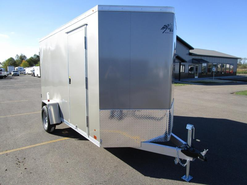 Aluminum Frame Cargo | Custom Enclosed and Open Trailers