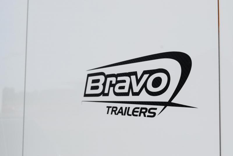 2020 BRAVO 6x12 SCOUT *MIDNIGHT EDITION* ENCLOSED CARGO TRAILER