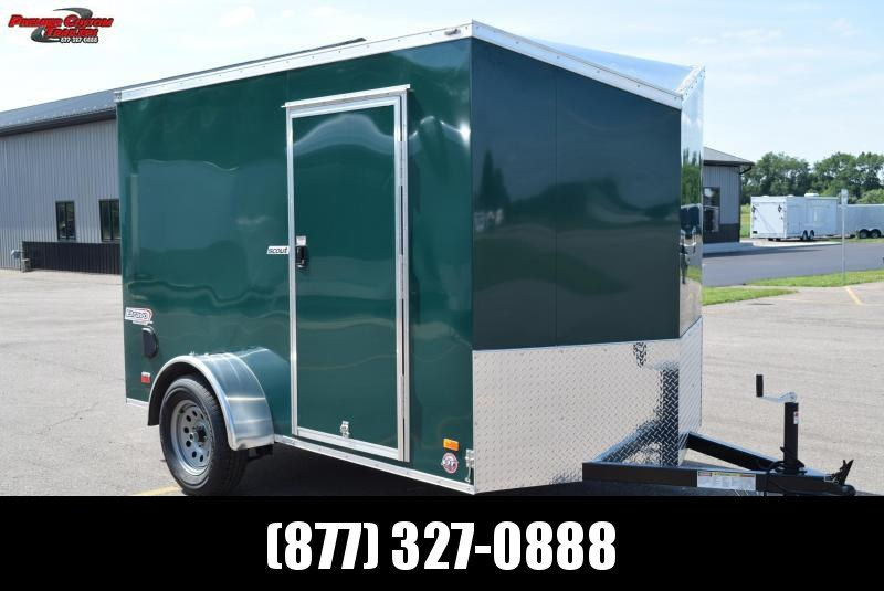 2019 BRAVO 6x10 SCOUT ENCLOSED CARGO TRAILER in Ashburn, VA