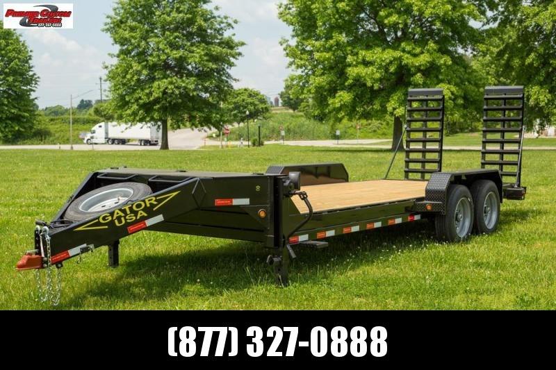 2019 GATORMADE 18'+2' 16k Aardvark Heavy Duty Equipment in Ashburn, VA