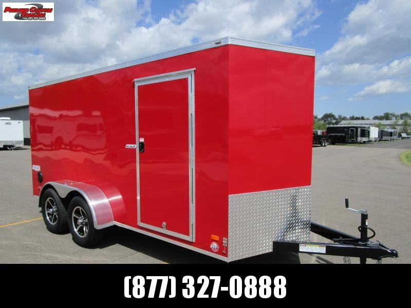 2019 BRAVO SCOUT 6x14 ENCLOSED CARGO TRAILER in Ashburn, VA