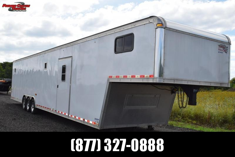 USED 2013 UNITED 48' SUPER HAULER RACE CAR TRAILER in Ashburn, VA