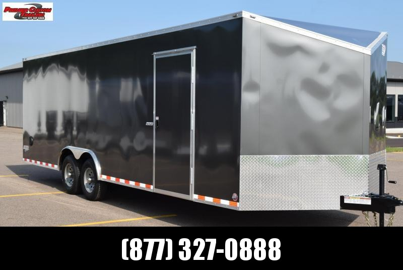 2019 BRAVO SCOUT 8.5x24 ENCLOSED CAR HAULER in Ashburn, VA