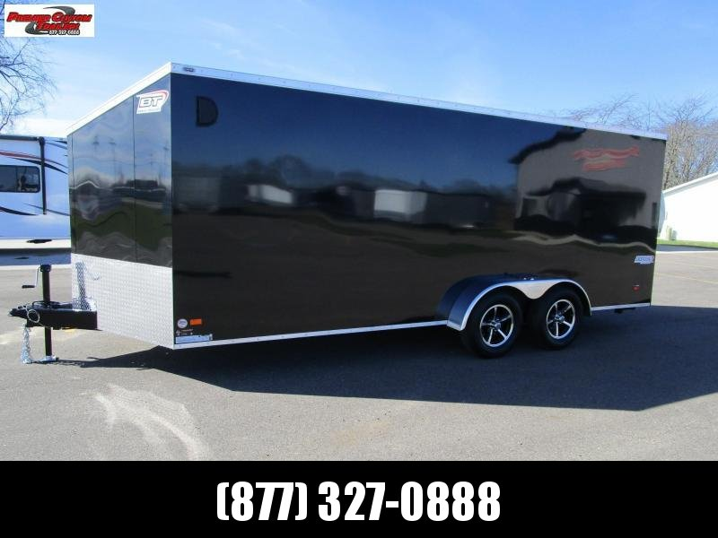 2019 BRAVO 7x18 SCOUT 4 PLACE ENCLOSED MOTORCYCLE TRAILER in Ashburn, VA