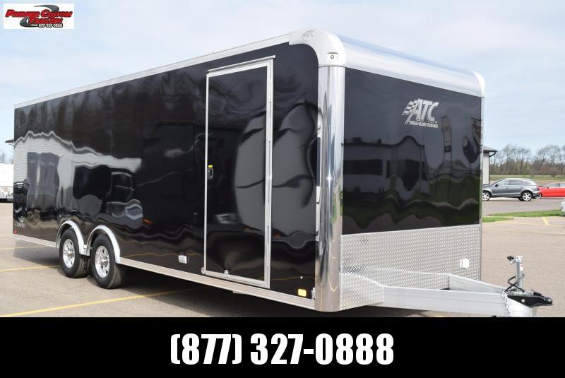2019 ATC 24' RAVEN PLUS SERIES ALL ALUMINUM CAR HAULER in Ashburn, VA