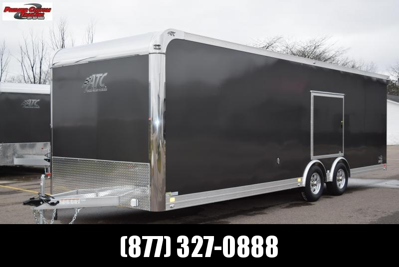 2018 ATC 26' ALL ALUMINUM RACE HAULER w/CH205 PACKAGE