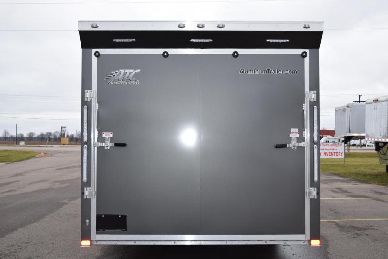 2018 Atc 26 All Aluminum Race Hauler W Ch205 Package