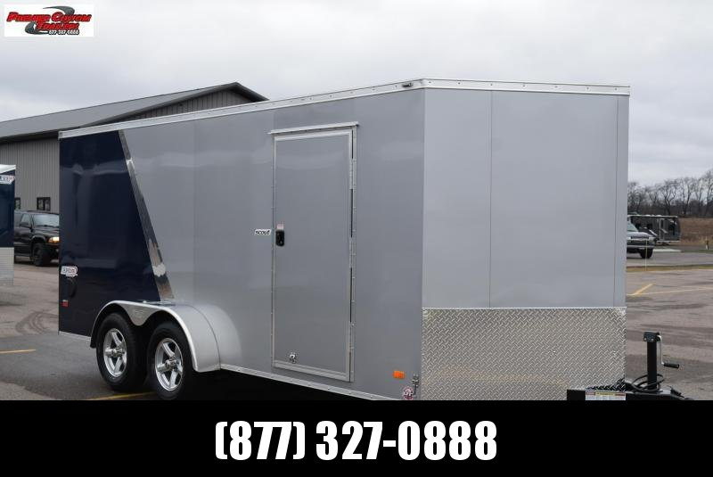 2019 BRAVO 7x16 SCOUT ENCLOSED CARGO TRAILER in Ashburn, VA