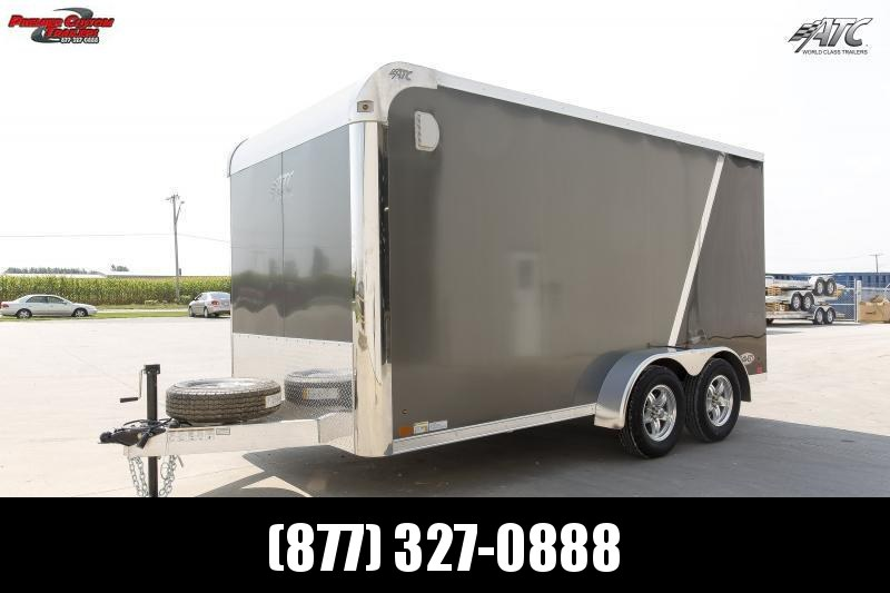 2019 ATC 7x14 RAVEN MOTORCYCLE TRAILER w/ MC PLUS PACKAGE in Ashburn, VA