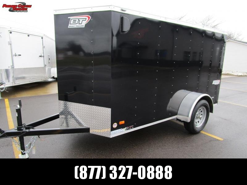 2019 BRAVO 5x10 SCOUT ENCLOSED MOTORCYCLE TRAILER in Ashburn, VA