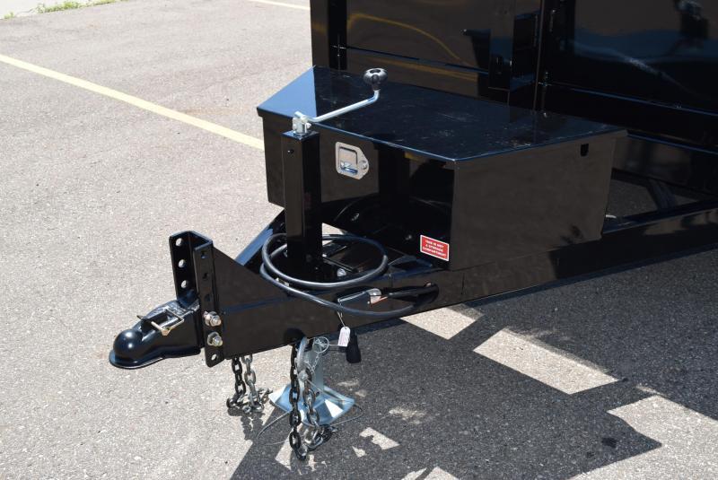 """2020 GRIFFIN 72"""" X 10' 10K Low Pro Dump Trailer"""