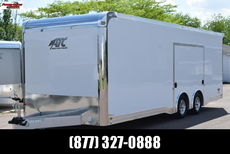 2019 ATC 24' QUEST w/ CH405 ALL ALUMINUM RACE HAULER