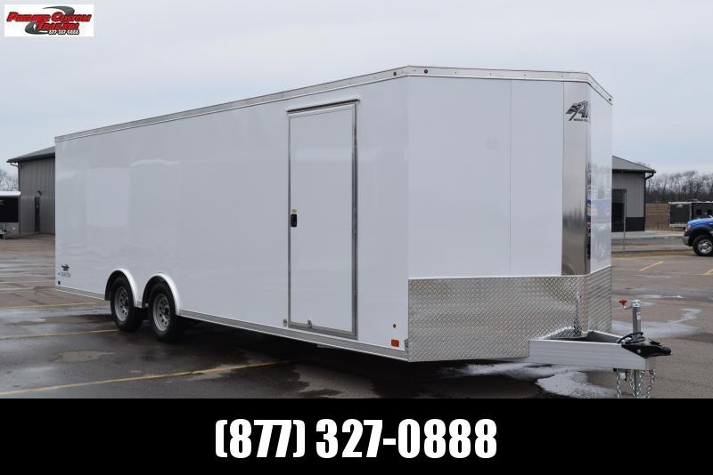 2019 ATC ALL ALUMINUM 8.5x24 RAVEN CAR HAULER in Ashburn, VA