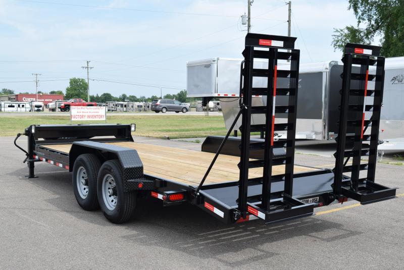 2019 GATORMADE 18'+2' 14k Aardvark Heavy Duty Equipment