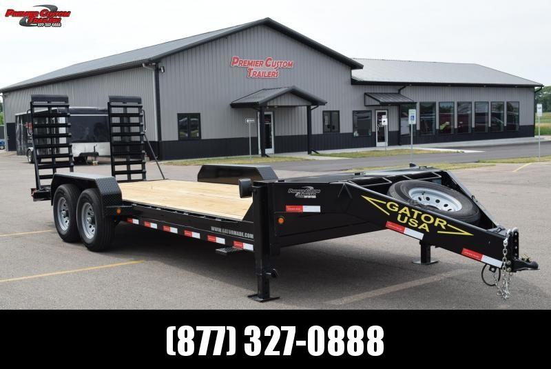 2019 GATORMADE 18'+2' 14k Aardvark Heavy Duty Equipment in Ashburn, VA