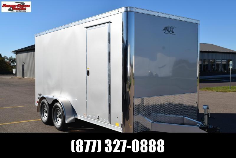 2019 ATC ALL ALUMINUM RAVEN 7x14 CARGO TRAILER in Ashburn, VA