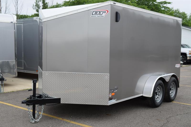 2019 BRAVO 7x12 SCOUT ENCLOSED CARGO TRAILER