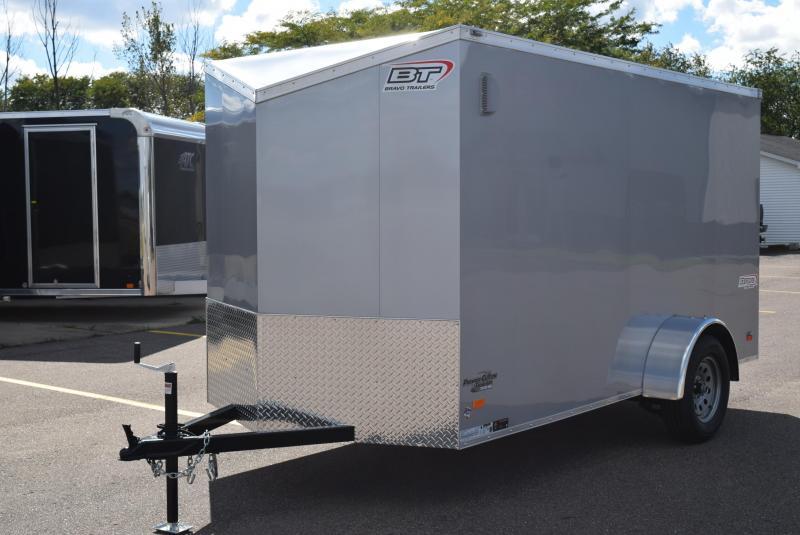 2019 BRAVO 6x12 SCOUT ENCLOSED CARGO TRAILER