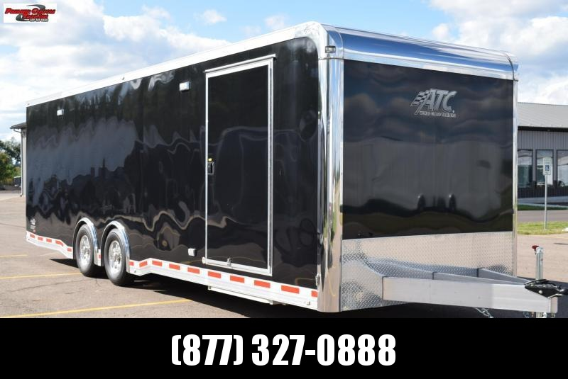 2019 ATC 28' ALL ALUMINUM RACE HAULER w/CH305 PACKAGE