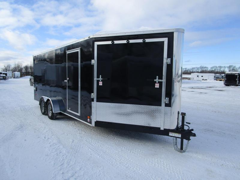 2019 BRAVO SCOUT 23' ENCLOSED SNOWMOBILE/UTV TRAILER