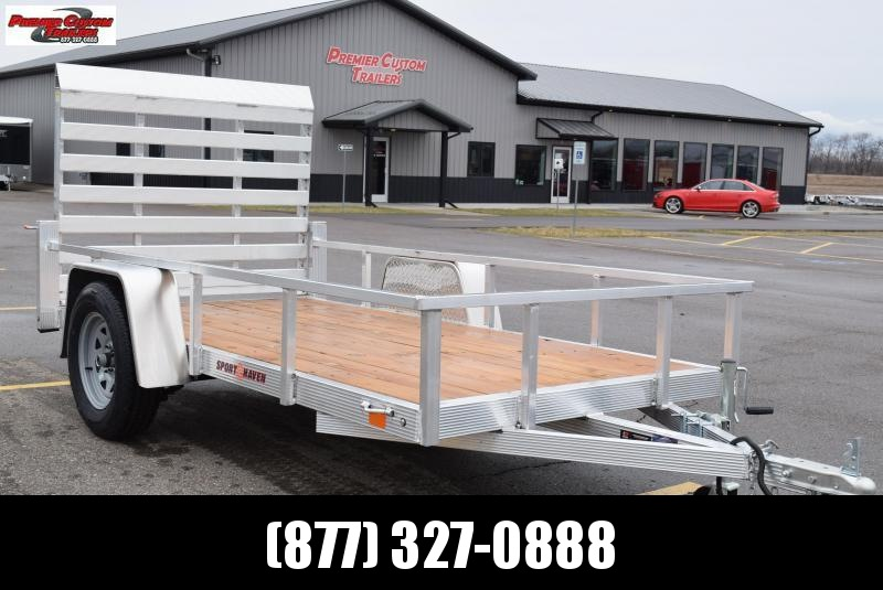 2019 SPORT HAVEN 5x10 OPEN UTILITY TRAILER in Ashburn, VA