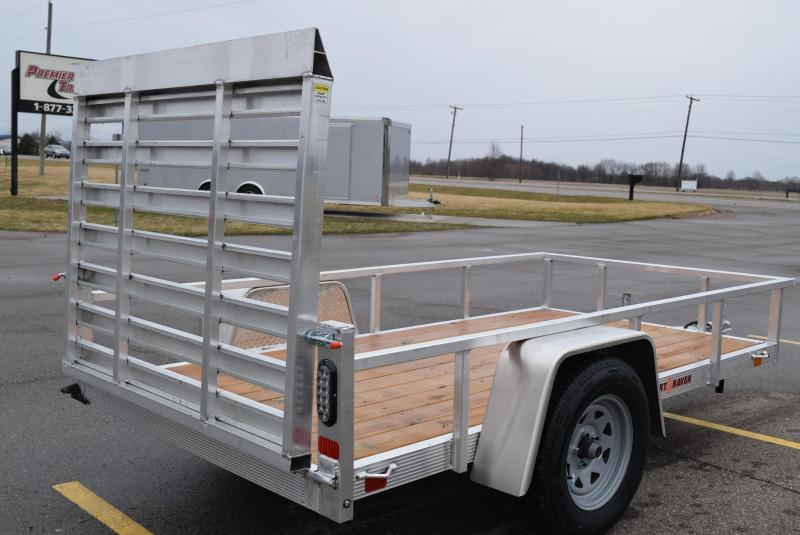 2019 SPORT HAVEN 5x10 OPEN UTILITY TRAILER