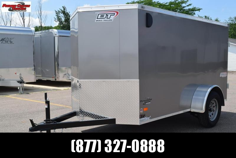 2019 BRAVO 5x10 SCOUT ENCLOSED CARGO TRAILER in Ashburn, VA