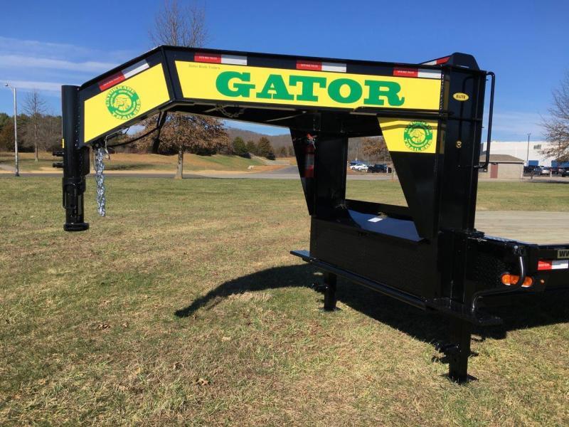 Gatormade 205 tandem 8k axle elite gooseneck heavy equipment details publicscrutiny Gallery