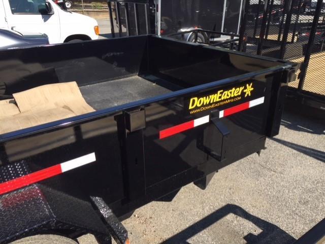 2019 Downeaster Trailers TR6814L7 Dump Trailer