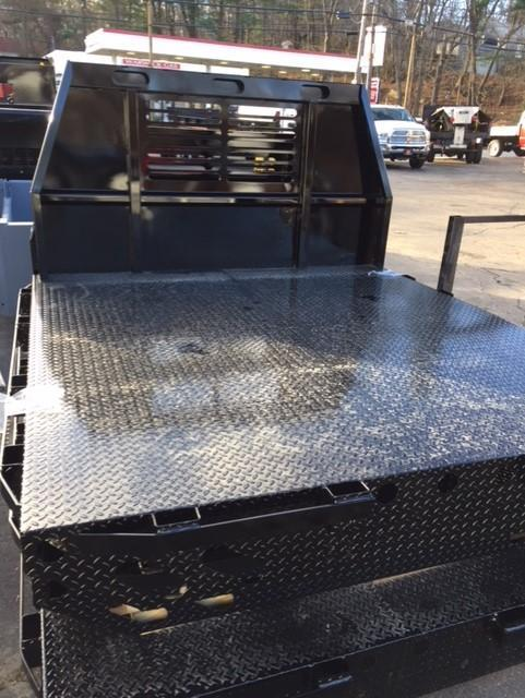 2019 Downeaster diamond steel truck bed