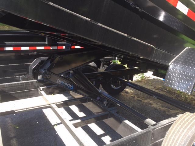 2018 Sure-Trac 7x16 dump trailer