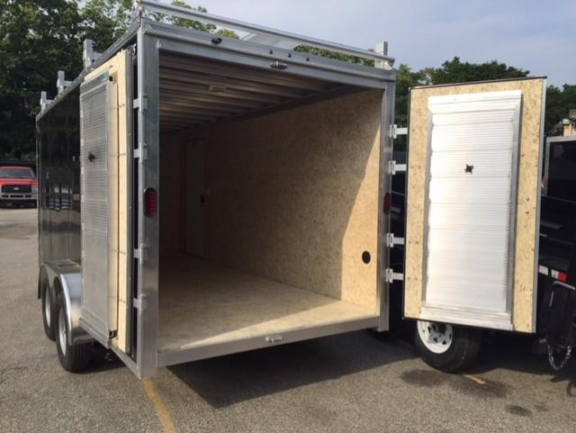2019 High Country Trailers XPRESS 7x16 Enclosed Cargo Trailer