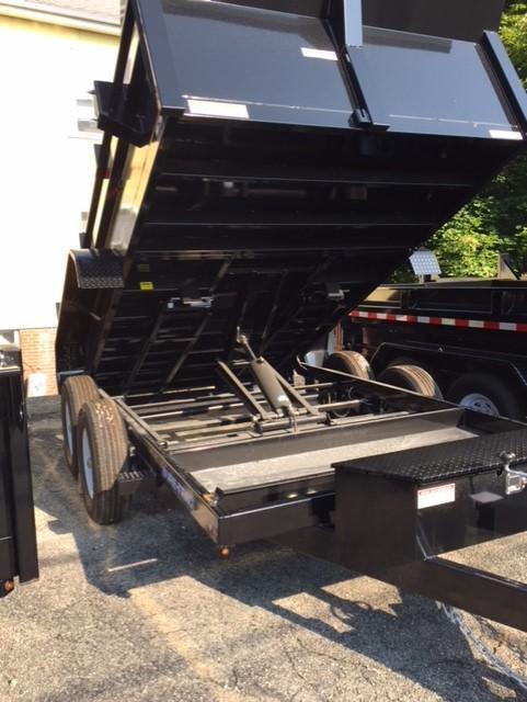 2018 Sure-Trac ST7212SD Dump Trailer