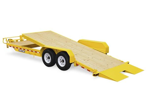 2019 Sure-Trac 82 X 16 14K Tilt Bed Equipment Equipment Trailer