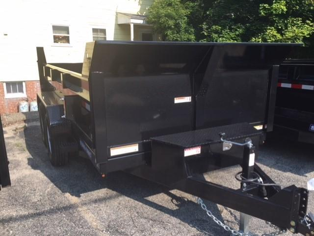 2018 Sure-Trac 7x12 HD low profile Dump