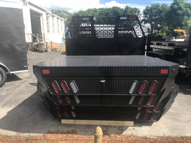 SH Flatbed Truck Bodies