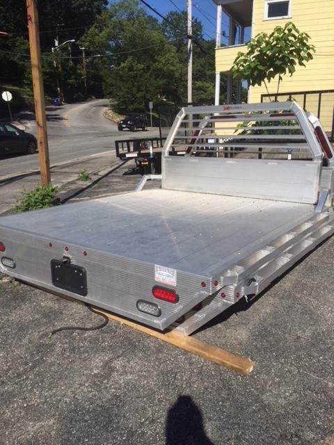 "2018 AlCOM 96""x106"" Truck Bed"