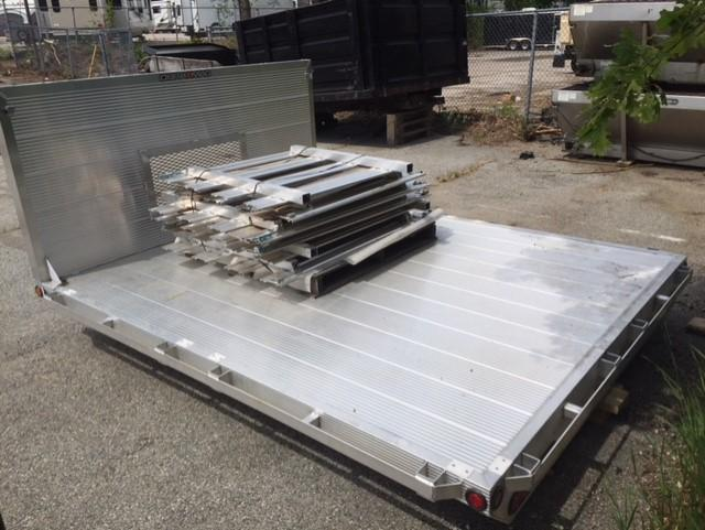 """2018 Dura Mag 9'6"""" stakebody Truck Bed"""