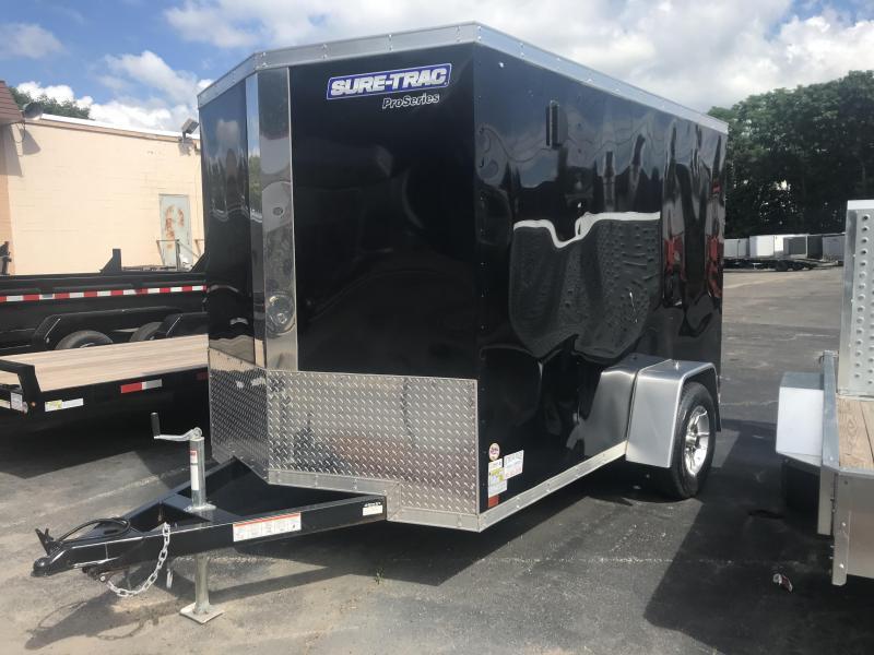 2018 Sure-Trac STW7210SA Enclosed Cargo Trailer