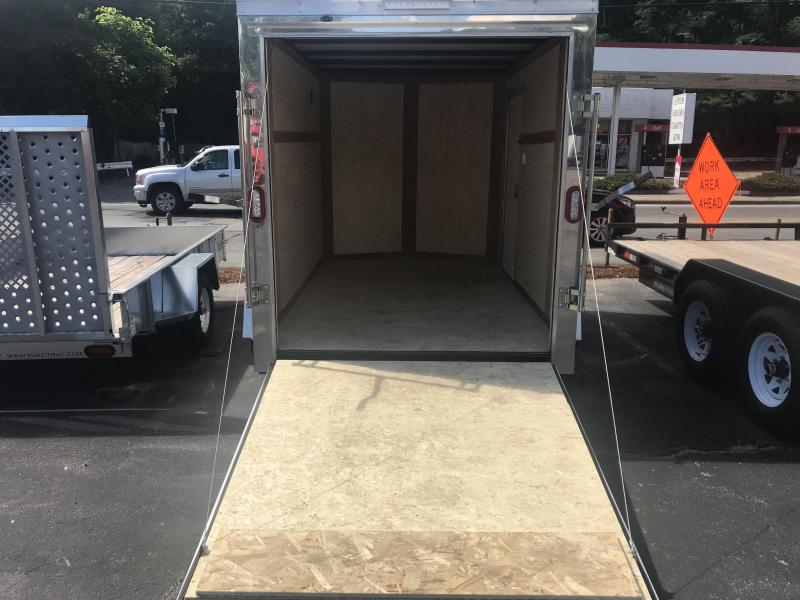 2018 Sure-Trac 6 x 10 Enclosed Cargo Trailer