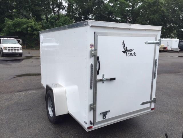 2019 Lark 5x10 Enclosed Cargo Trailer