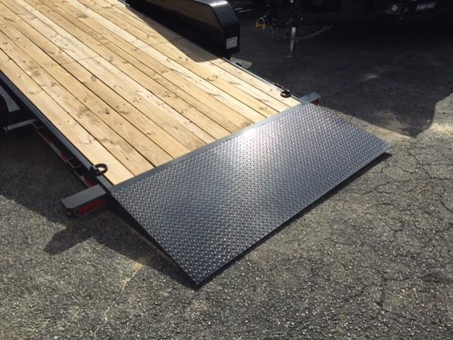 2019 Sure-Trac 82 X 18 10K Tilt Bed Equipment Equipment Trailer