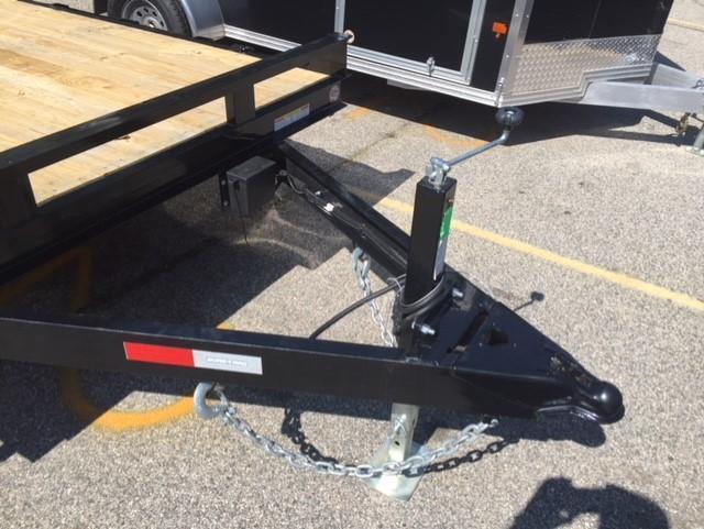2019 Sure-Trac 81 X 18 14K Equipment Trailer