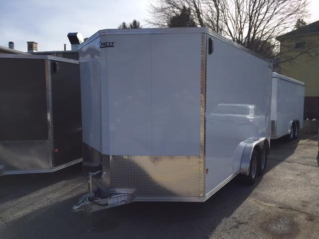 2019 High Country Trailers 7.5x14 Enclosed Cargo Trailer