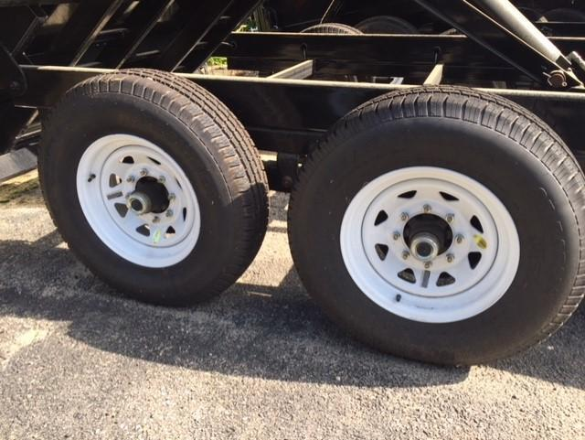 Sure-Trac ST9614DF Dump Trailer