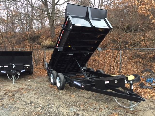 2019 Sure-Trac 6x12 SD low profile dump Dump Trailer